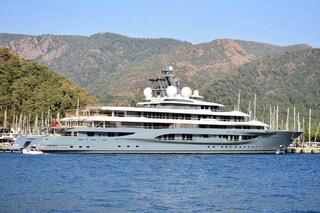 Dünyanın en zenginleri rekor fiyata kiralıyor! Şimdi Marmaris'te