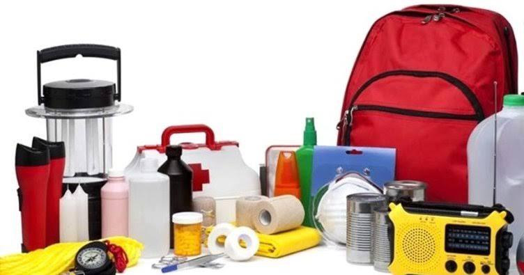 Deprem çantasında bulunması gerekenler neler? Deprem çantasında neler olmalı?