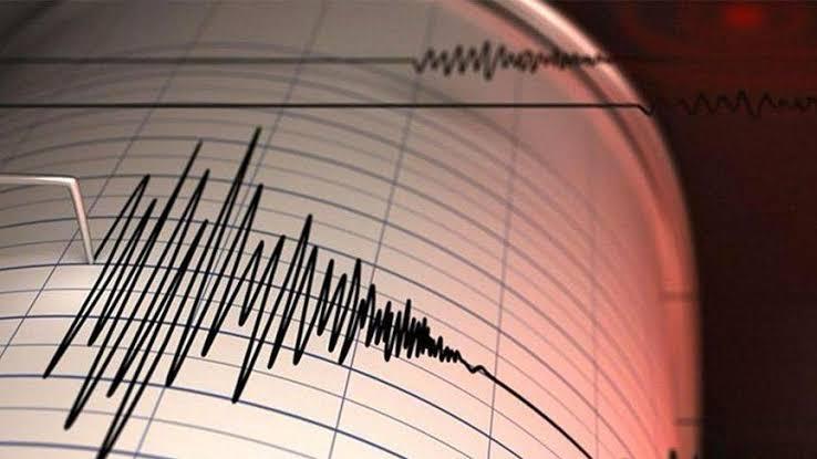 Kahramanmaraş'ta Şiddetli Deprem