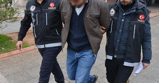 Kahramanaraş'ta uyuşturucu satıcısı, FETÖ'den ihraç edilen astsubay çıktı