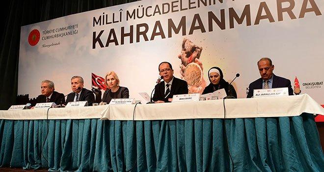 Emperyalizme Karşı Direniş Paneli yapıldı