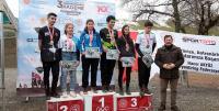 Türkiye Oryantiring 3. Kademe Yarışları, Kahramanmaraş'ta tamamlandı