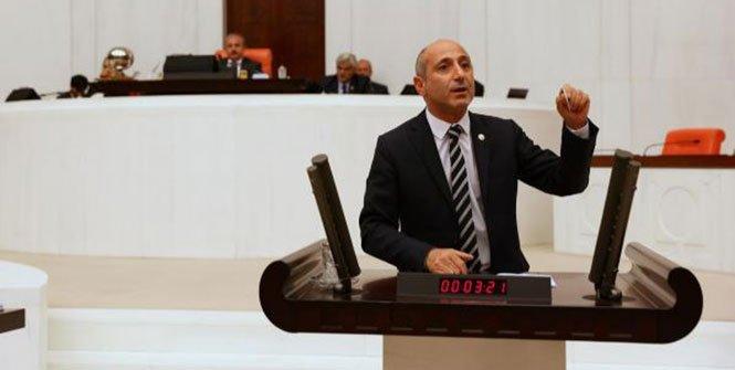 Öztunç, Kahramankart Dolum Noktalarını Meclise Taşıdı