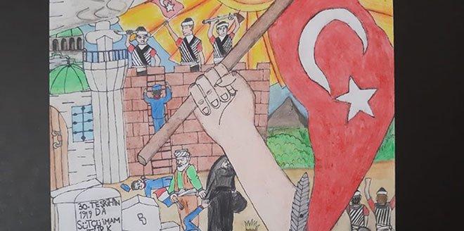 'Kahramanmaraş İstiklal Ruhu' Konulu Yarışmalar Sonuçlandı