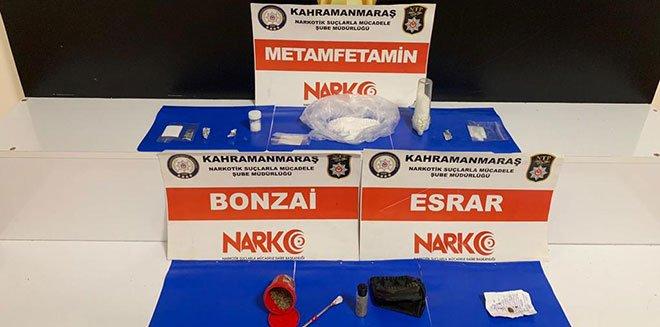Uyuşturucu Satıcısı 5 Şüpheli Tutuklandı
