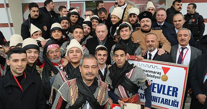 """Erdoğan """"12 Şubat Sabahı Güneş Bir Başka Doğdu"""""""