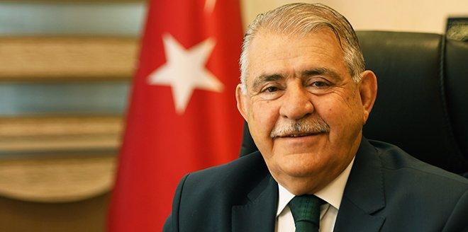 """Başkan Mahçiçek, """"Büyük Padişah Abdülhamid Han'ı Rahmetle Anıyorum"""""""