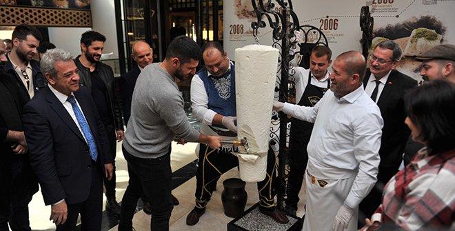 Kervanhan Yıldızlar Geçidi: Kervancıoğlu'ndan Dondurma Şov