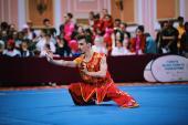 Necati Şen, Wushu Şampiyonasında Türkiye 3.sü Oldu!
