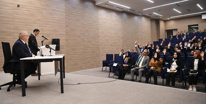 Onikişubat Belediyesi Mart Ayı Meclis Toplantısı Yapıldı