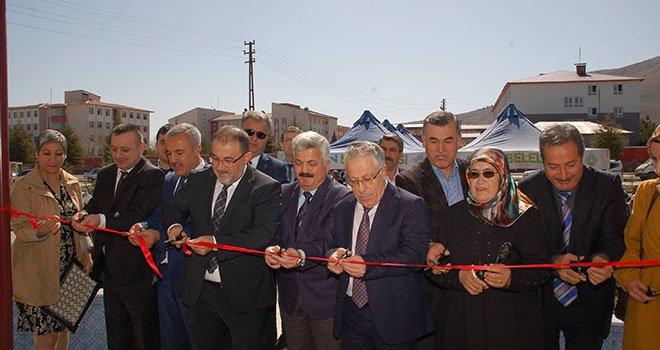 Afşin Belediyesi Bilgi Evi Hizmete Açıldı