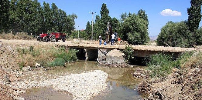 Bozlar Köprüsü Yenileniyor!