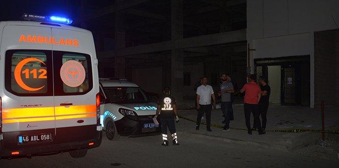 Kahramanmaraş'ta bir kadın, eski ve yeni eşinin kavgasını ayırırken öldü