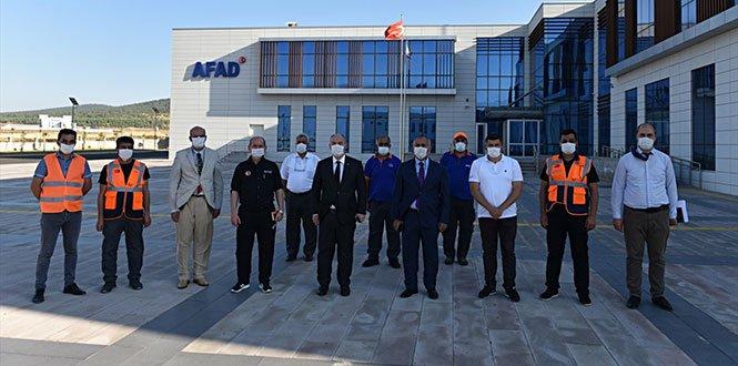 Türkiye Afet Müdahale Planı Toplantısı Yapıldı