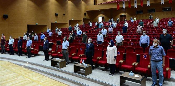 """Kahramanmaraş'ta """"15 Temmuz"""" konulu konferans düzenlendi"""