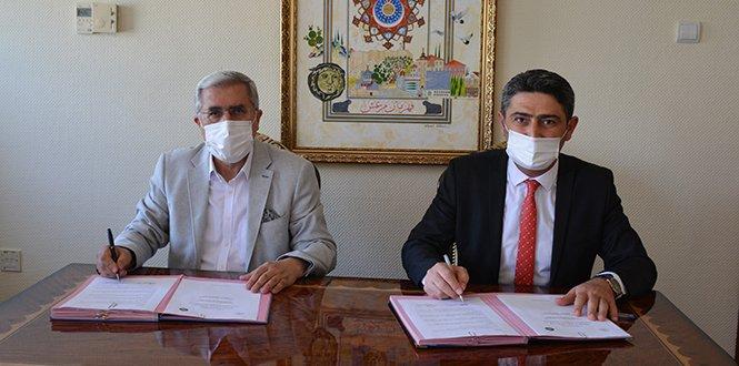"""KSÜ ve Kahramanmaraş Gençlik ve Spor İl Müdürlüğü İşbirliğiyle """"Genç Ofis"""" Açılacak"""