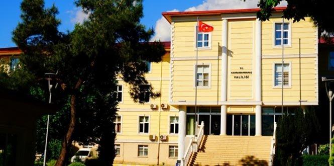 """Kahramanmaraş'ta """"Mahalle denetim ekipleri"""" oluşturulacak"""