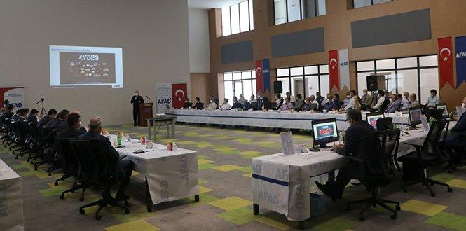 """Kahramanmaraş'ta """"TAMP-Kahramanmaraş Çalışma Grupları Toplantısı"""""""