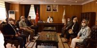 İYİ Parti'den Vali Coşkun'a ziyaret