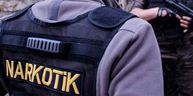 Kahramanmaraş'ta dev uyuşturucu operasyonu!